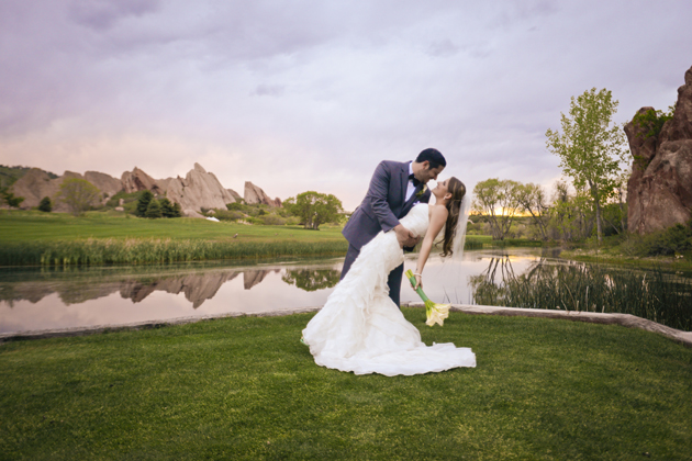 Luis And Larissa S Wedding At Arrowhead Golf Course