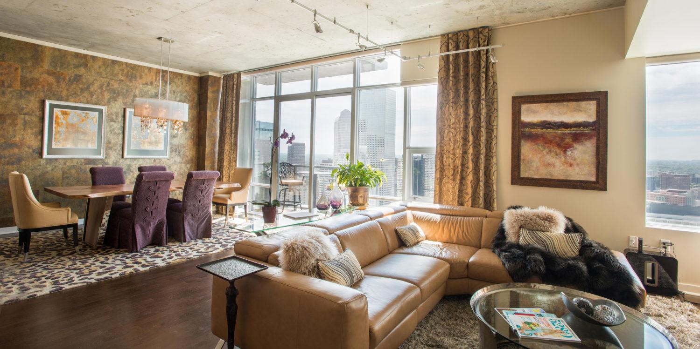 Denver Interior Design Photography – Spire High-Rise Condo ...