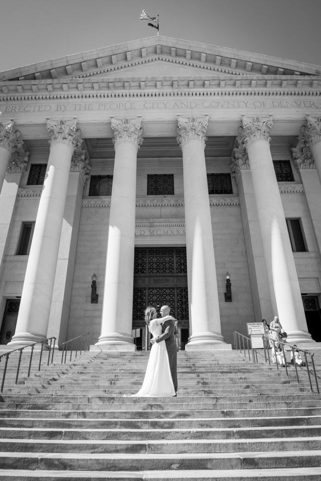lindsey and russell denver courthouse wedding l h p