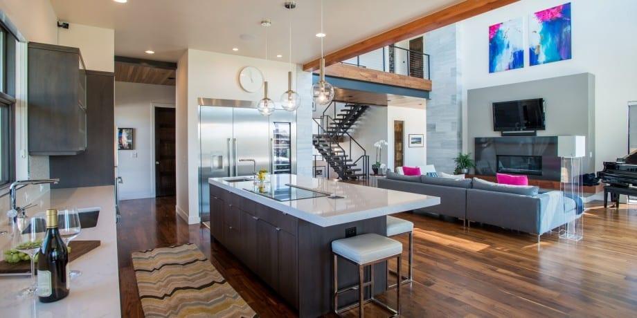 Denver Interior Design Photography Caruso Kitchens L H P
